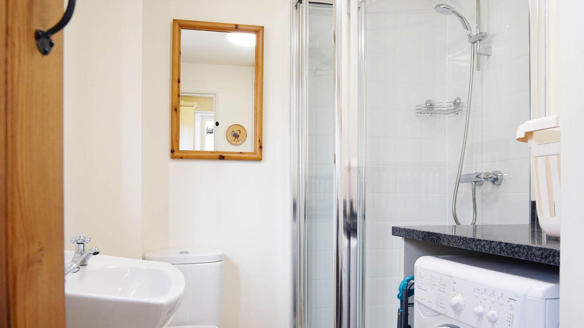 Utility & shower room, Maisey Cottage, Bolthole Retreats