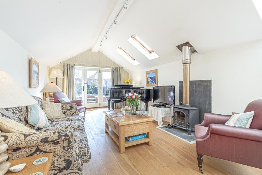 Hamilton House | Living room