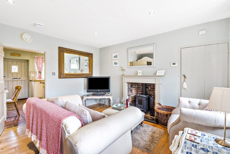 Sutton Cottage | Sitting area