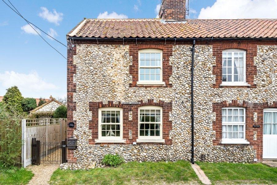 Sutton Cottage | Front