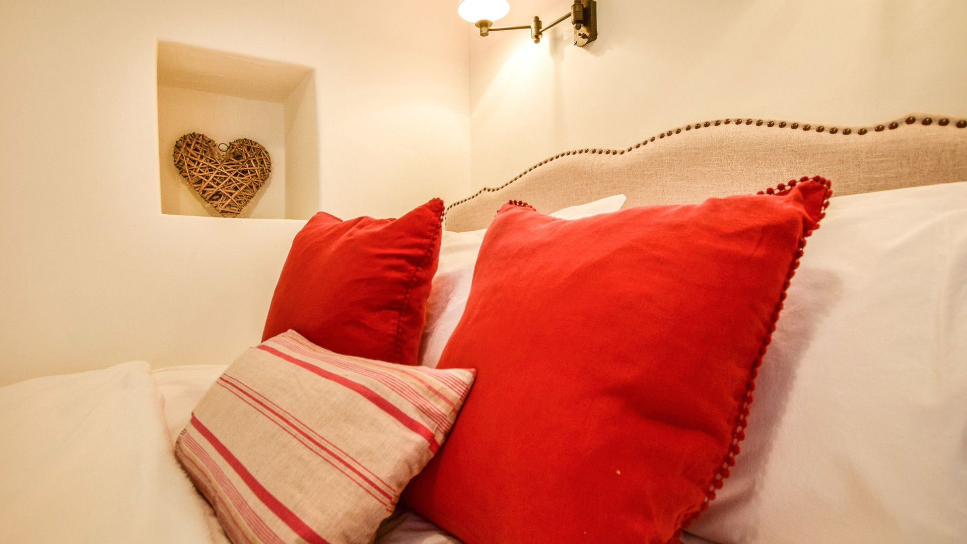 Bedroom 2, Spinners Cottage,  Bolthole Retreats
