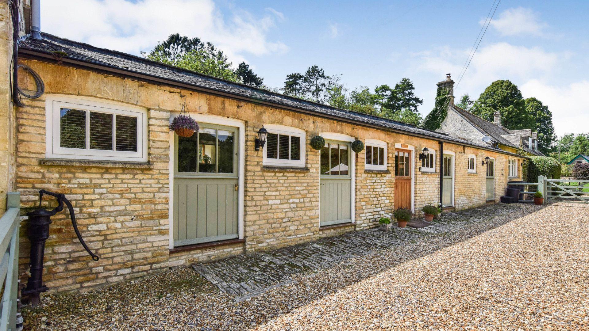 Stable Cottage, Bolthole Retreats