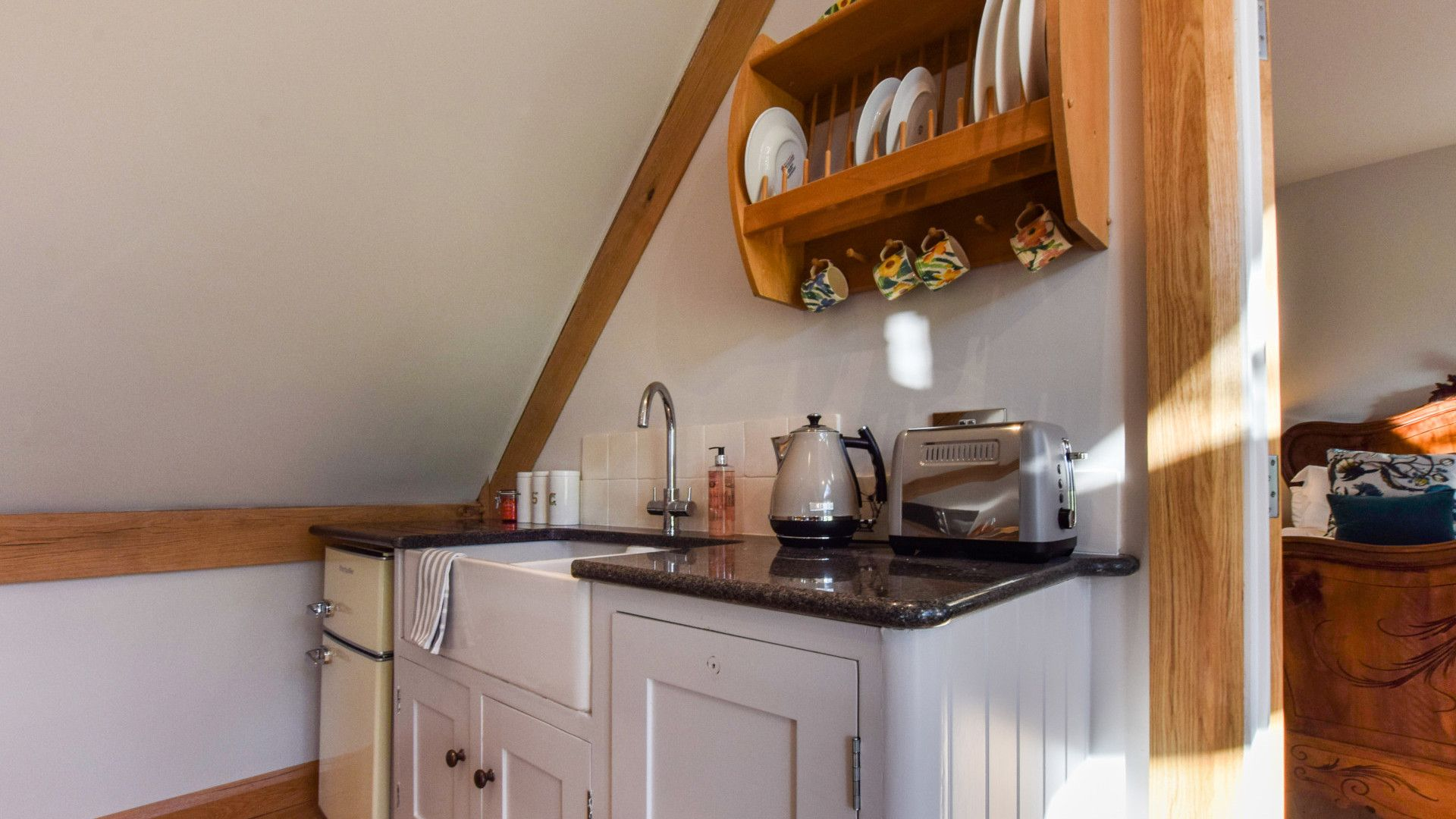 Kitchen, Sycamore, Bolthole Retreats