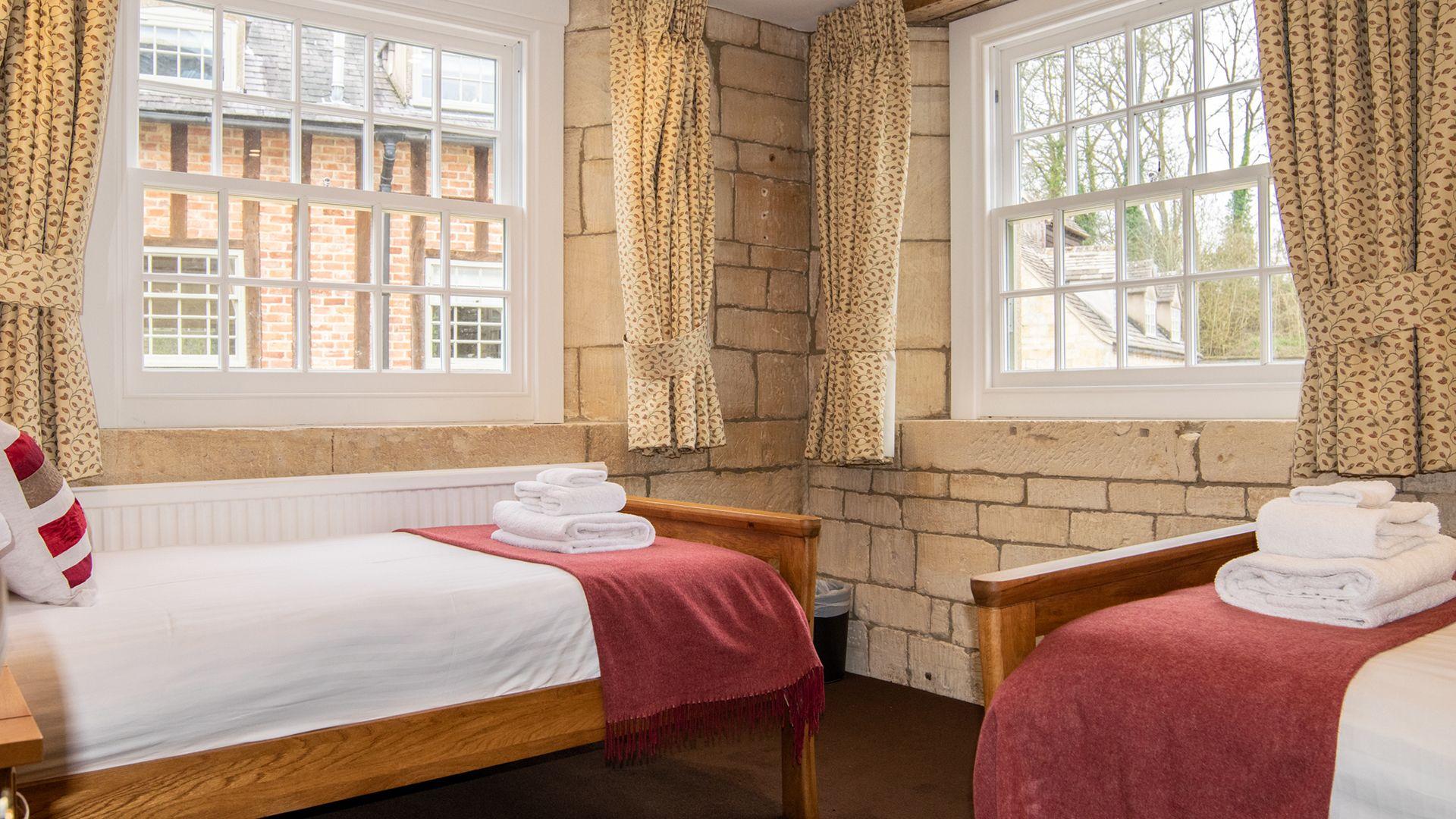 Bedroom 2, Princess Elizabeth at Sudeley Castle, Bolthole Retreats