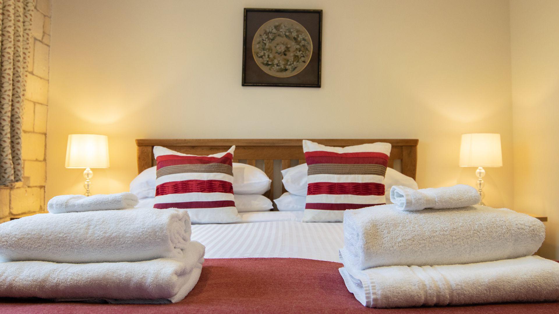 Bedroom 1, Princess Elizabeth at Sudeley Castle, Bolthole Retreats