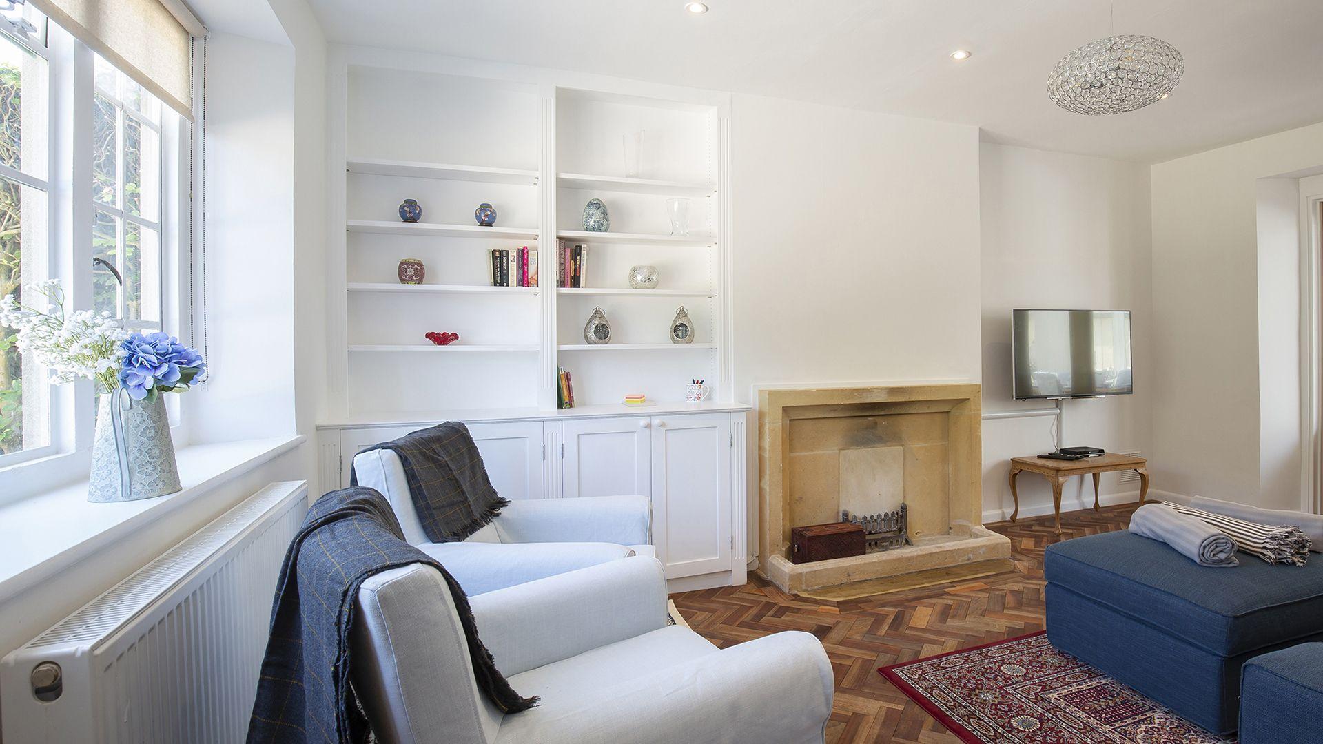 Living room, South Winds, Bolthole Retreats