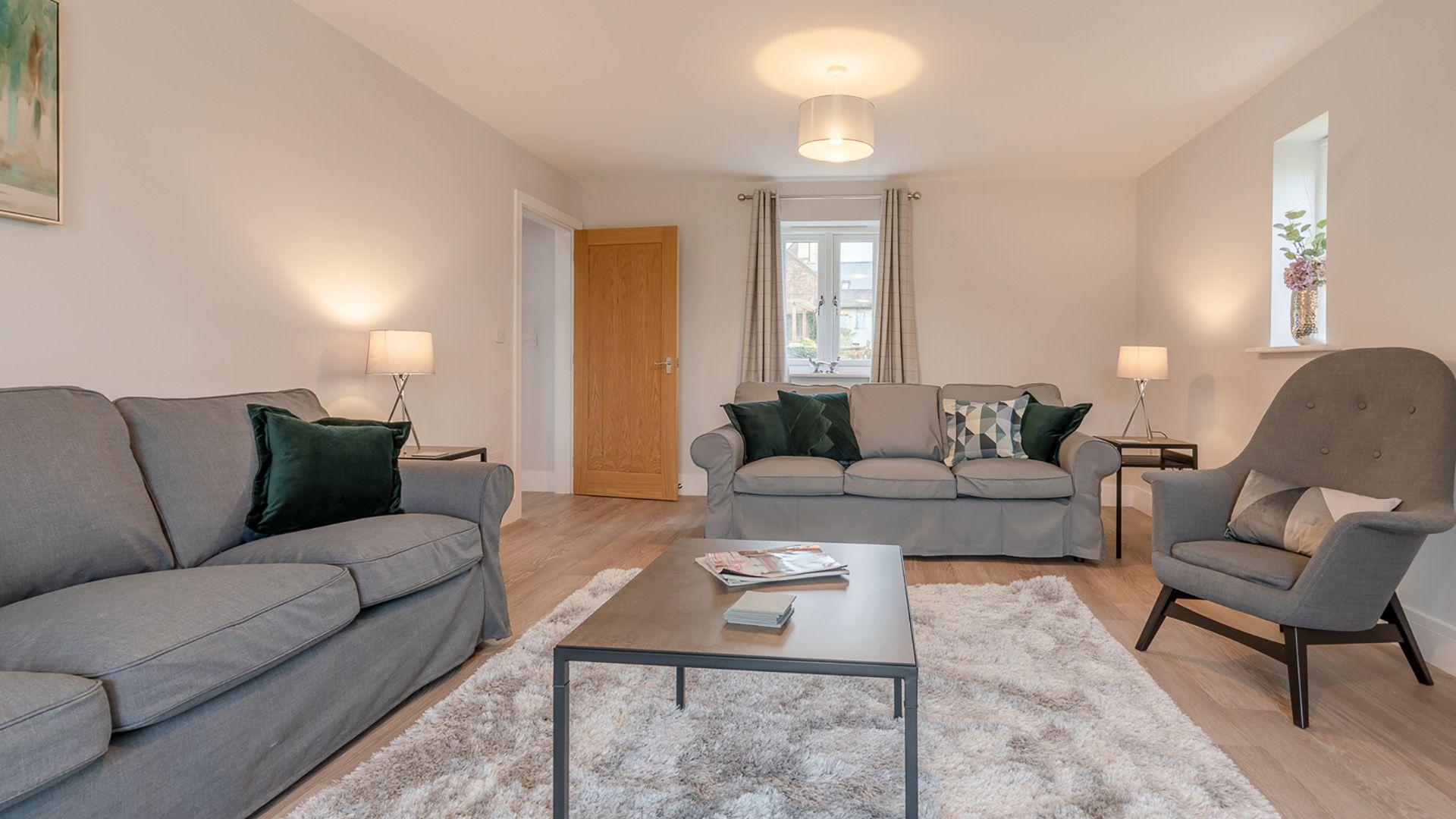 Living room, Maple House, Bolthole Retreats