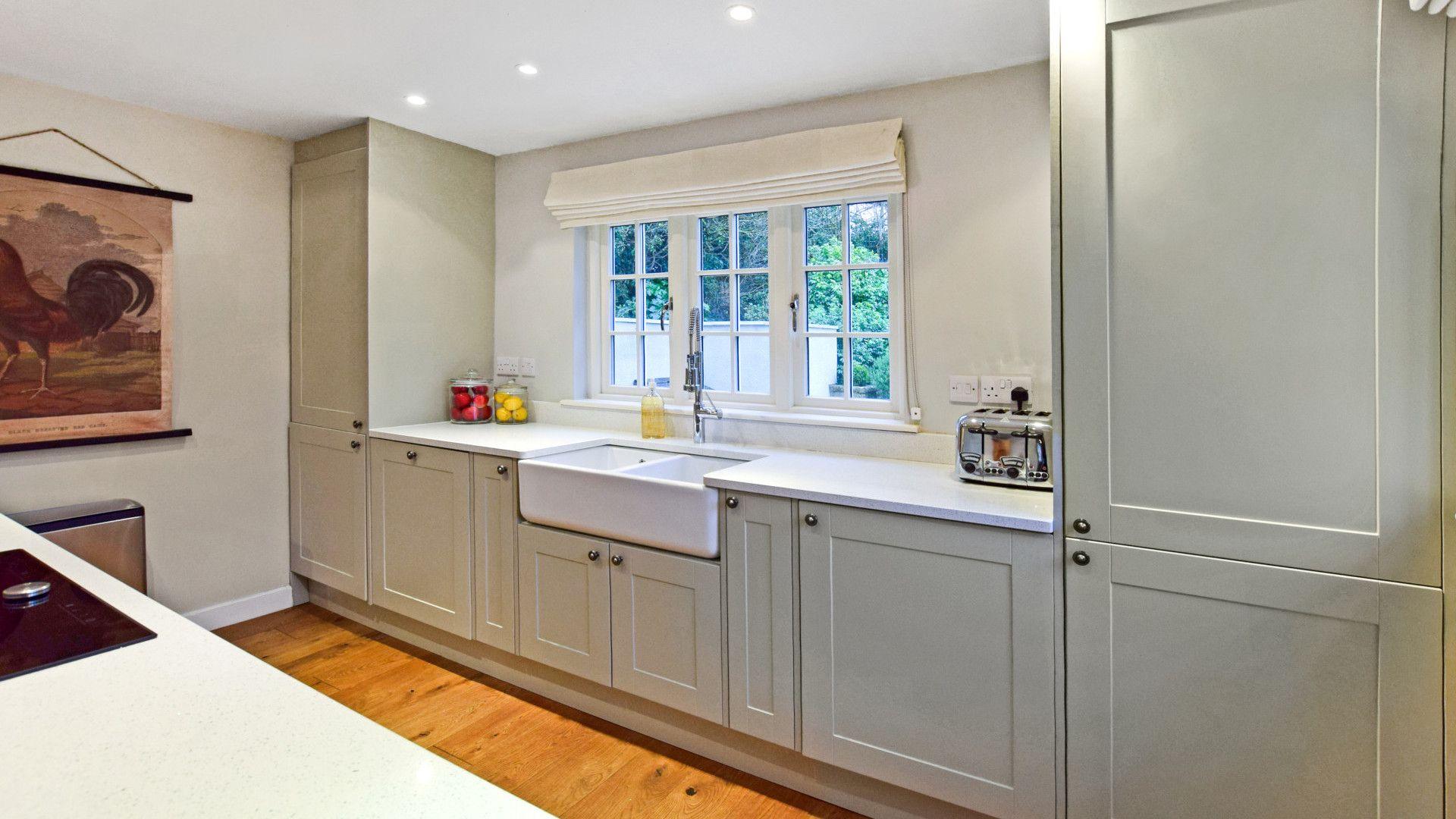 Kitchen, Thatch Cottage, Bolthole Retreats