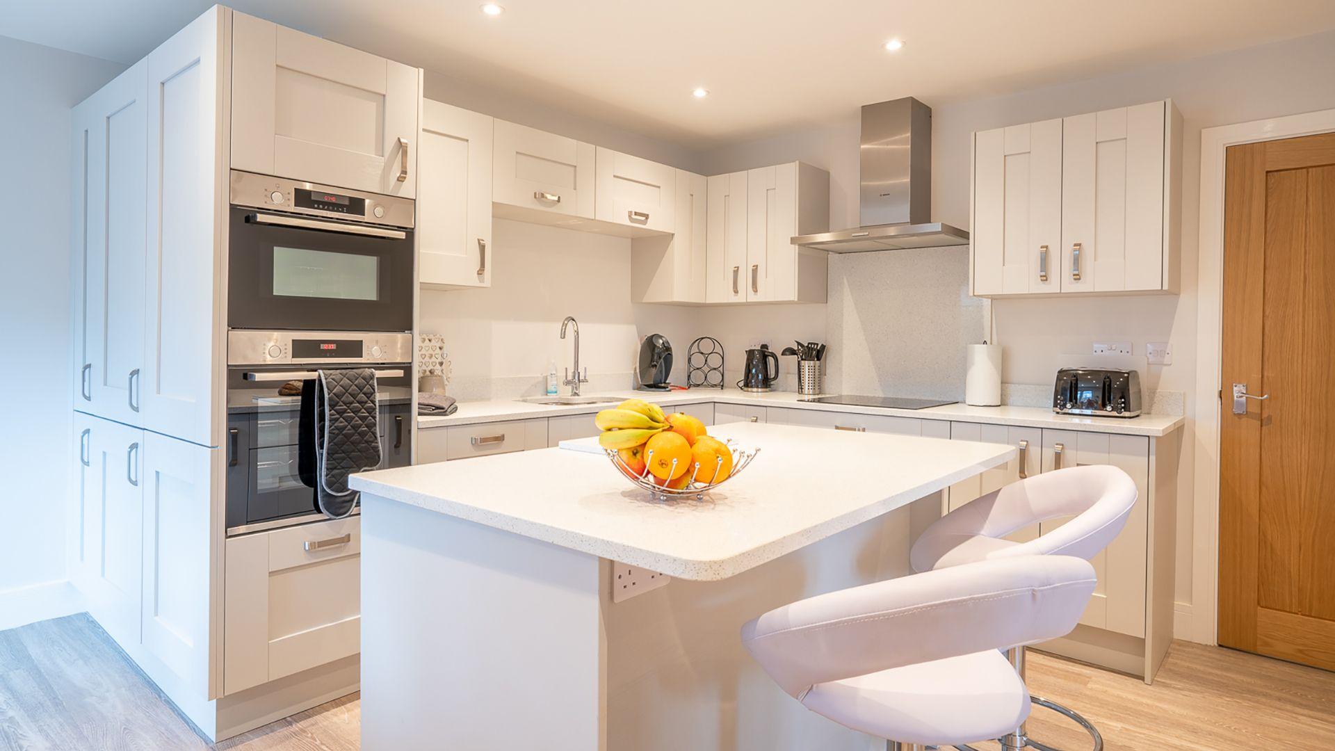 Kitchen, Poplar House, Bolthole Retreats