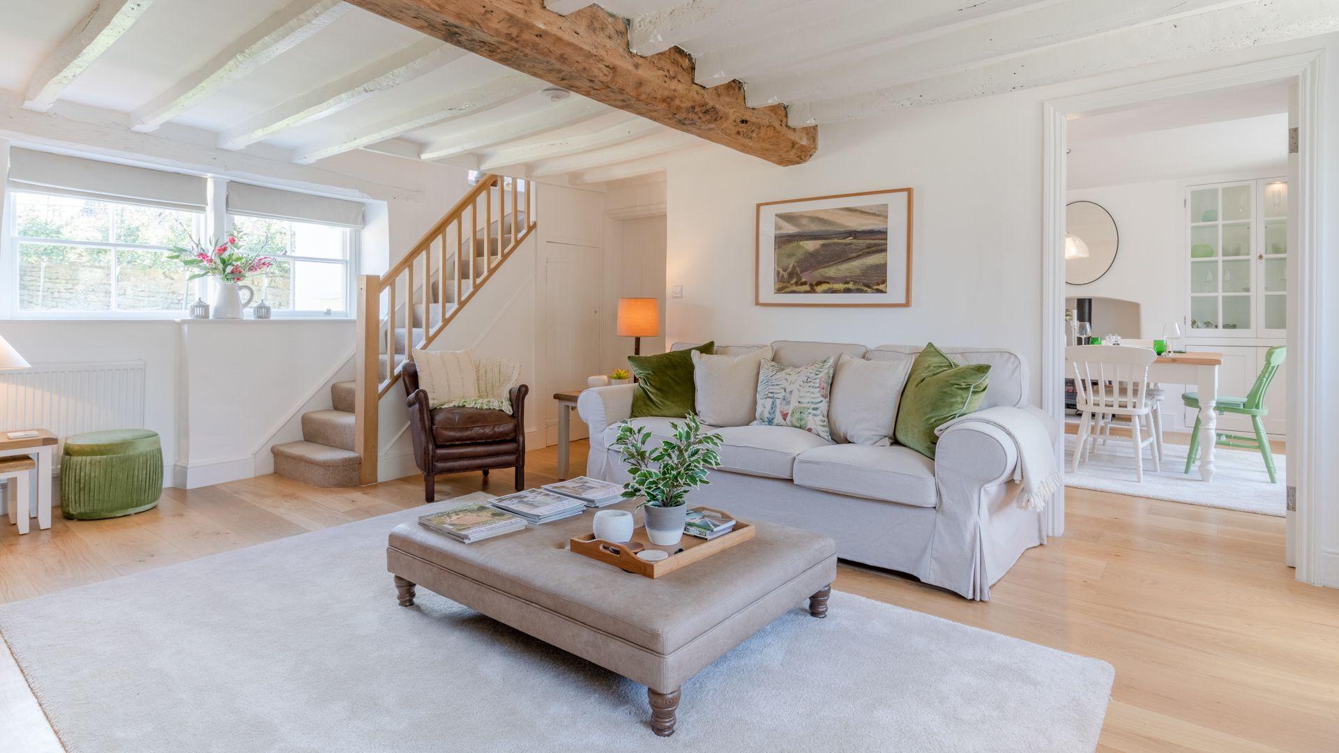 Living room, Tachbrook, Bolthole Retreats