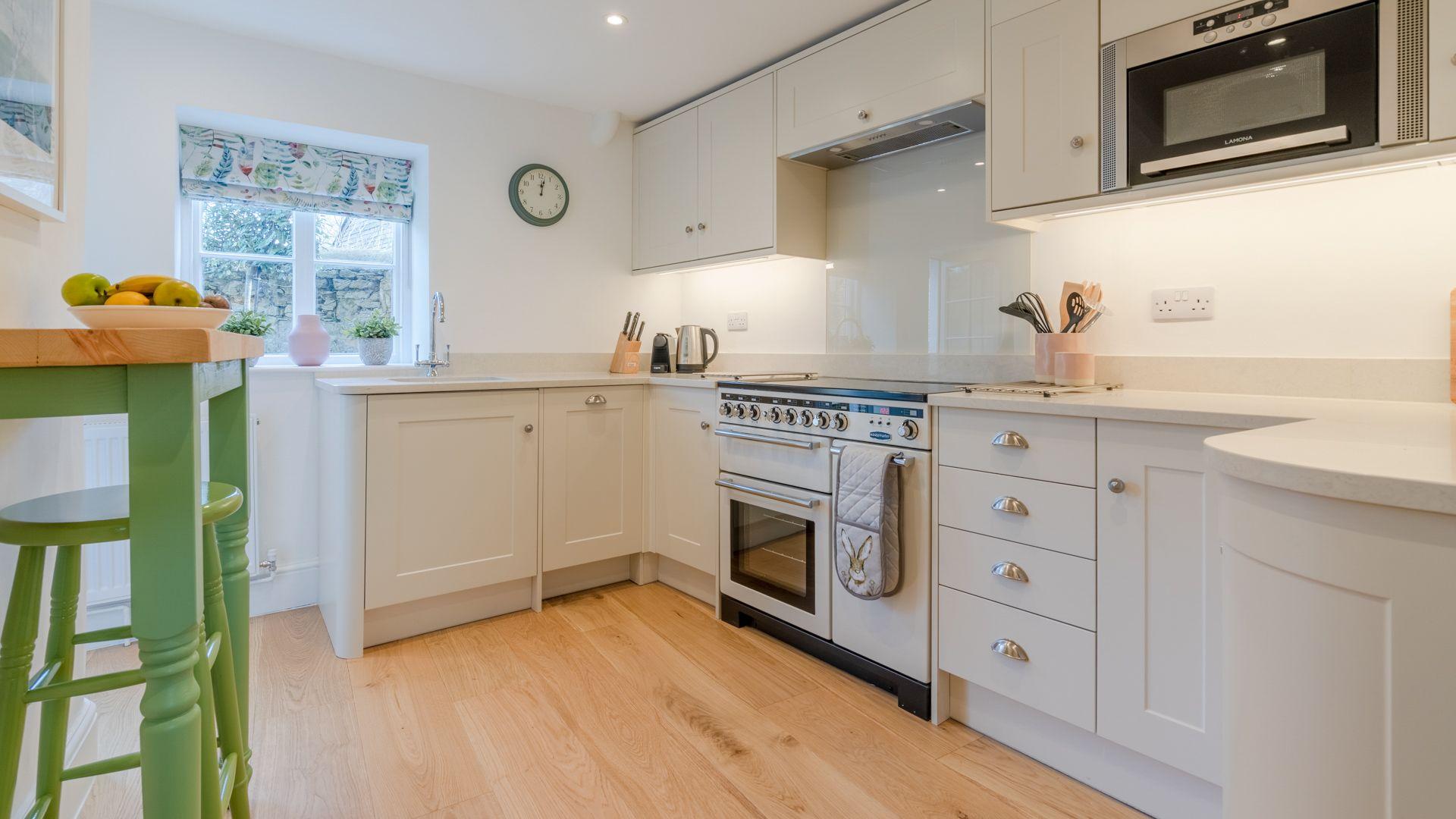 Kitchen, Tachbrook, Bolthole Retreats