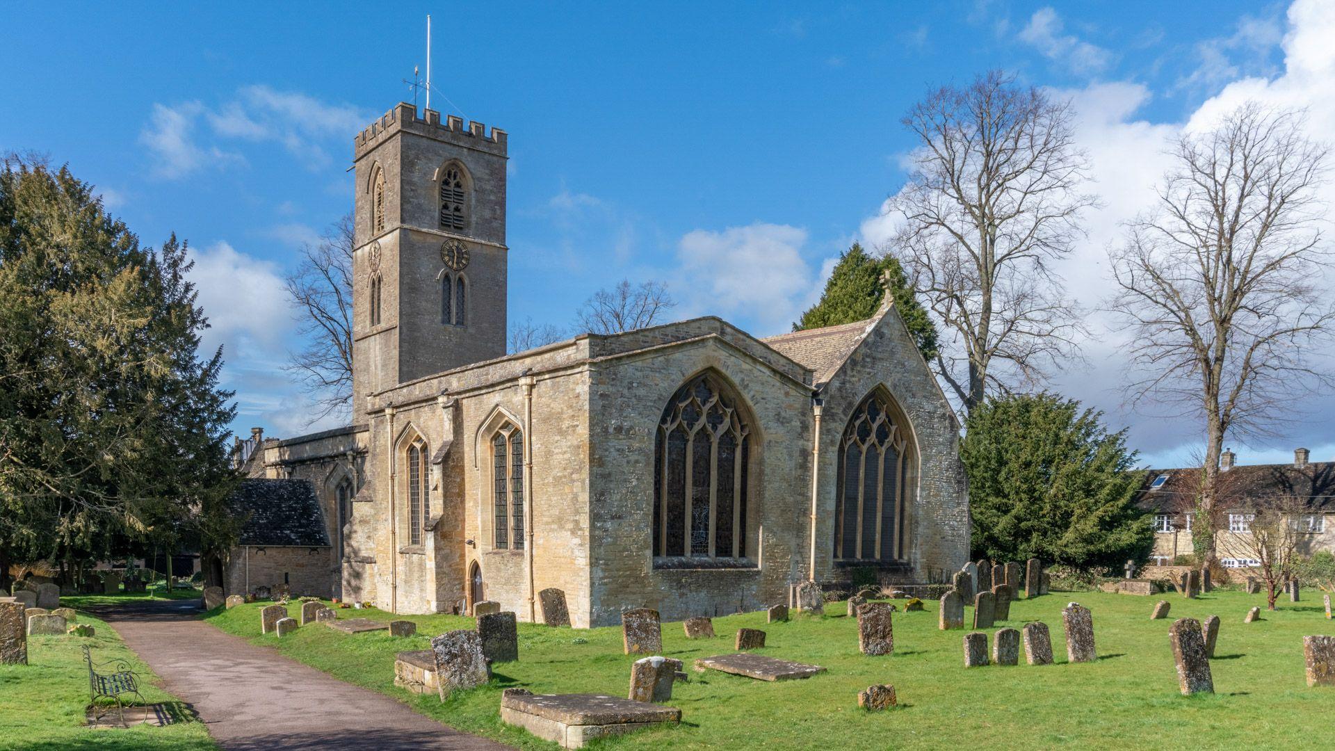 Village church, Tachbrook, Bolthole Retreats