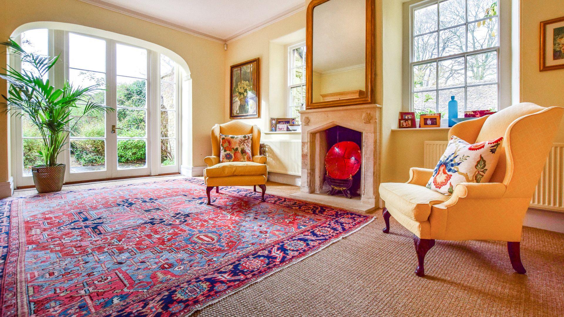 Sun Room, Kingscote Park House, Bolthole Retreats