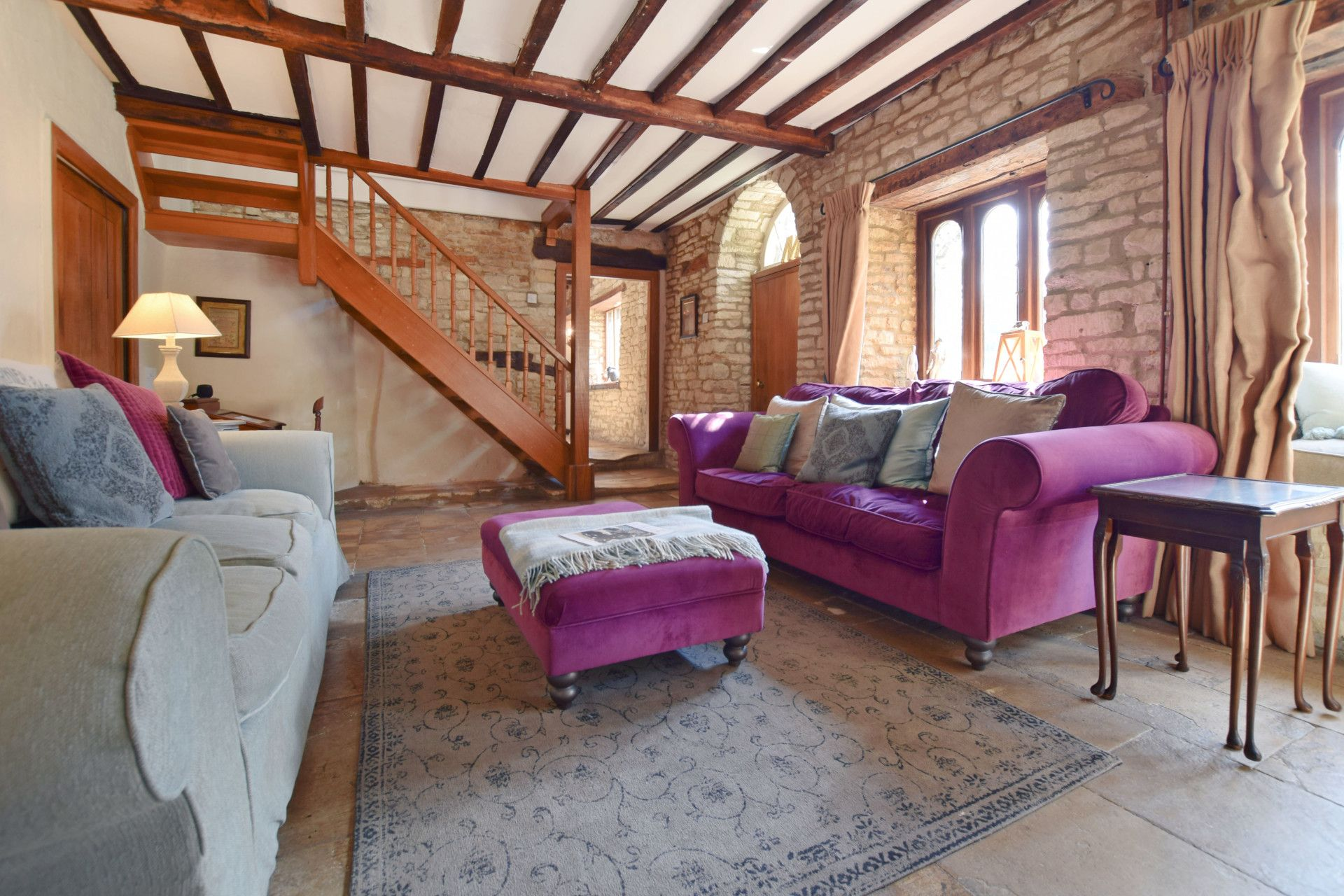 Living Room, Old Post Office, Bolthole Retreats