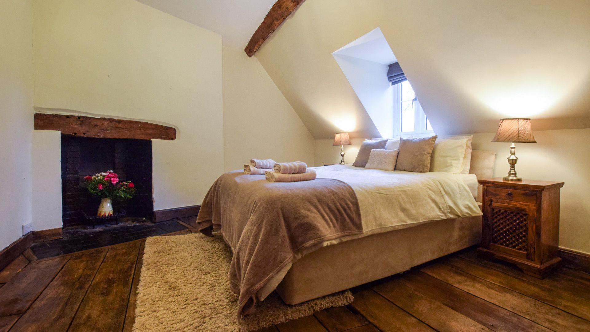 Bedroom 4, Landers, BoltholeRetreats