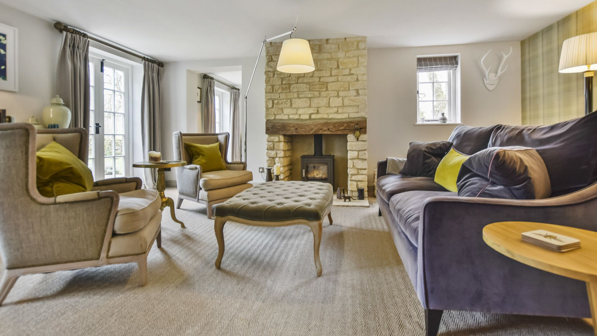 Sitting room, Westerleigh Cottage, Bolthole Retreats