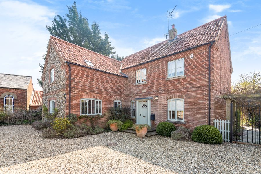 Yew Tree House | Front