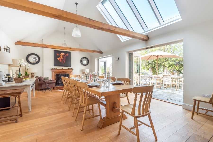 Yew Tree House | Dining area