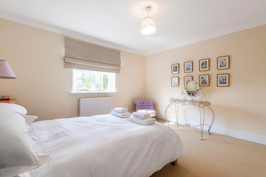 Yew Tree House | Bedroom 4