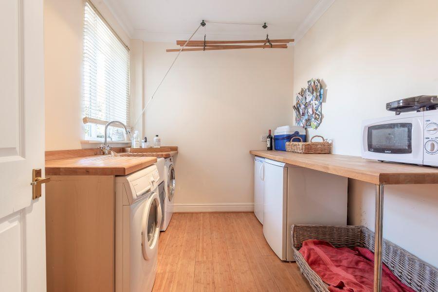 Yew Tree House | Utility Room