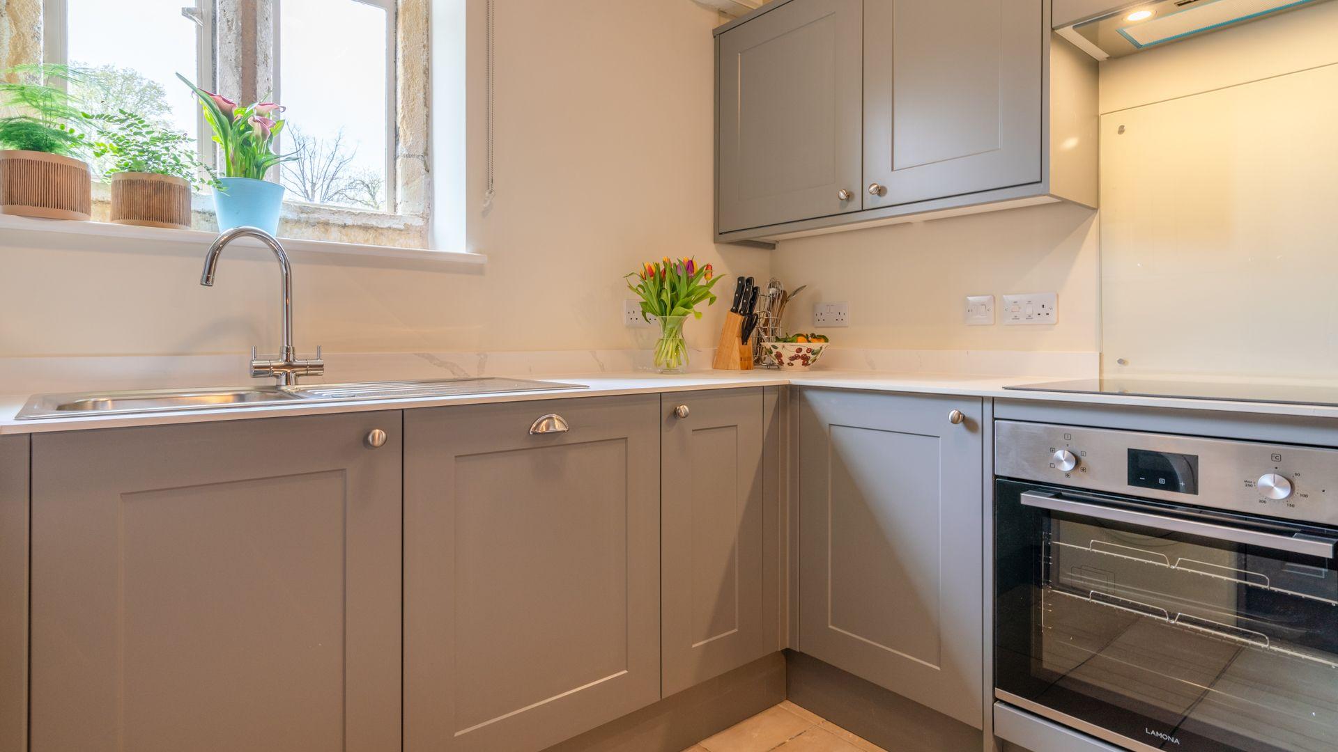 Kitchen, Sundial Cottage, Bolthole Retreats