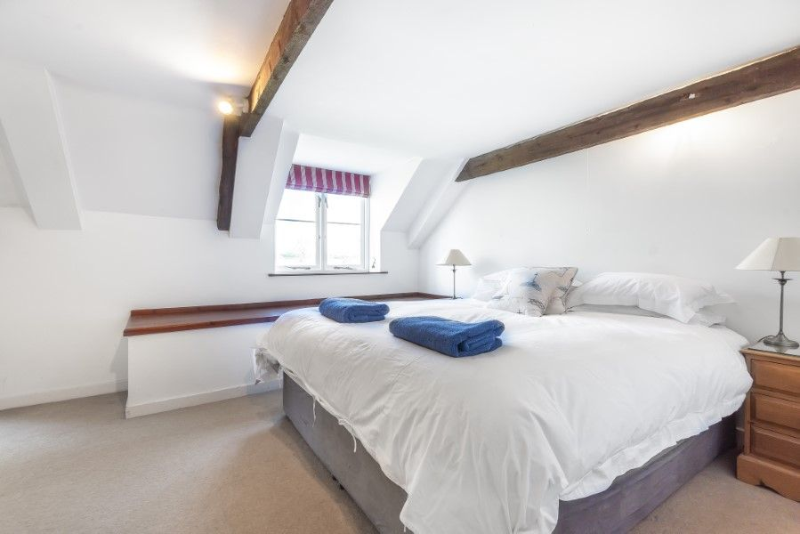 Nelson Lodge | Bedroom 1