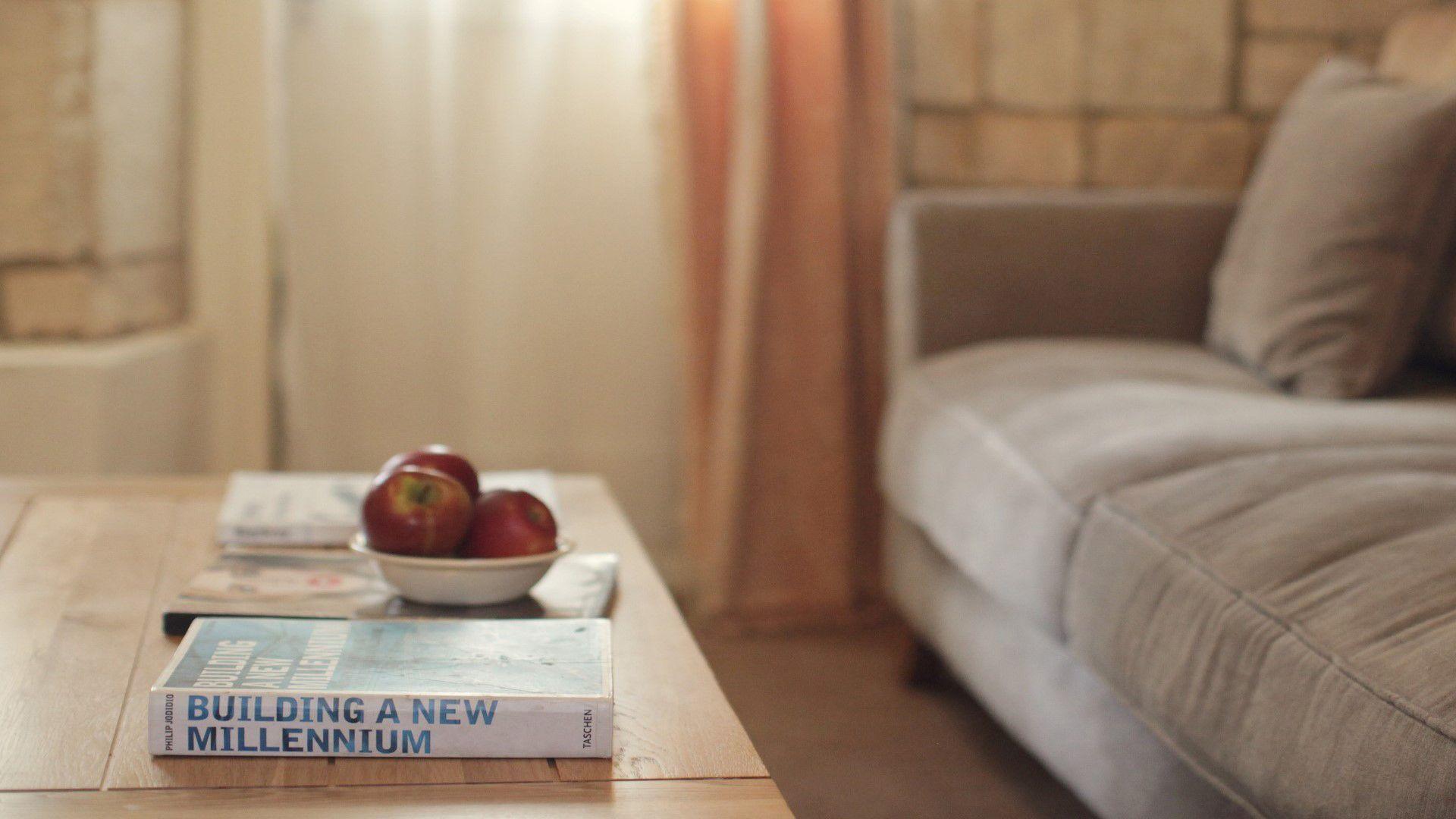 Living area, Lady Jane Grey Cottage at Sudeley Castle, Bolthole Retreats