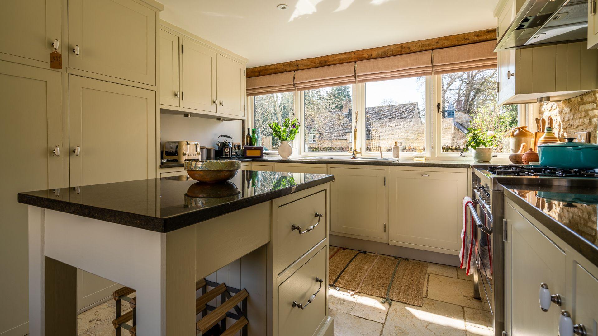 Kitchen, Quail House, Bolthole Retreats