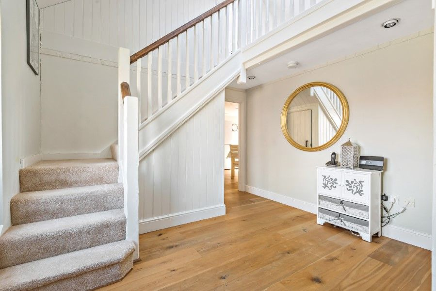 The Stables Manor Court | Staircase