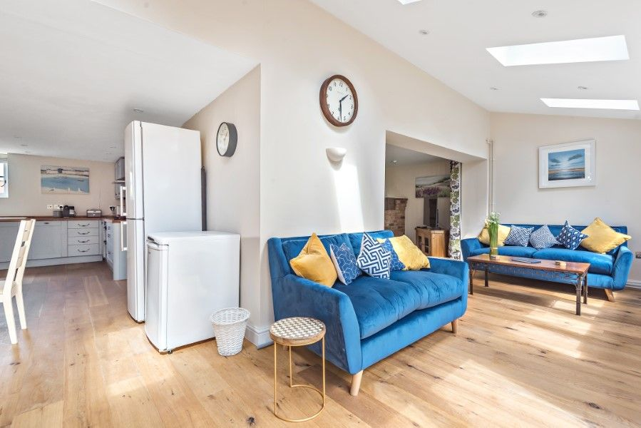 The Stables Manor Court | Garden room