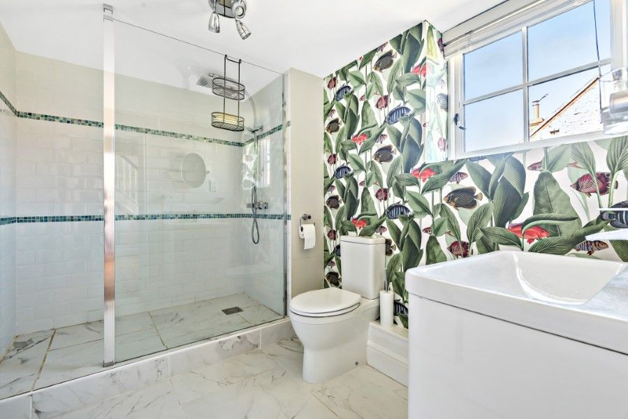 The Stables Manor Court | Downstairs shower room