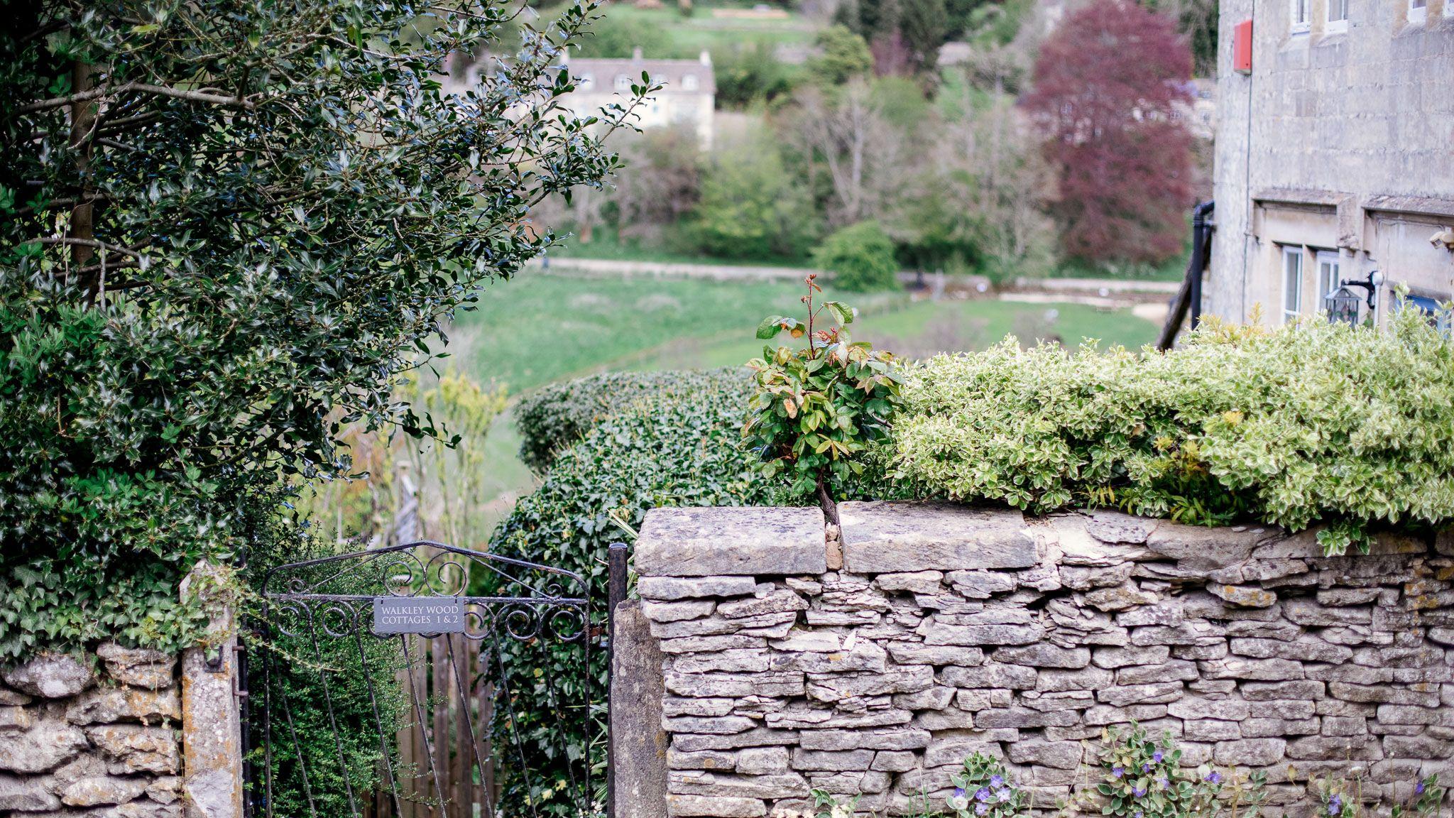Front entrance, Walkley Wood Cottage, Bolthole Retreats