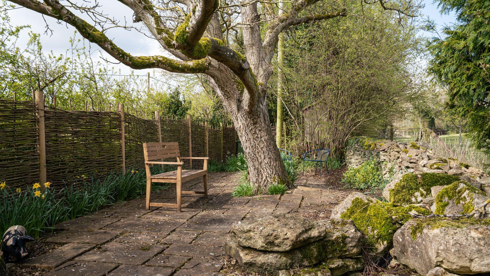 Garden, Old Chapel, Bolthole Retreats
