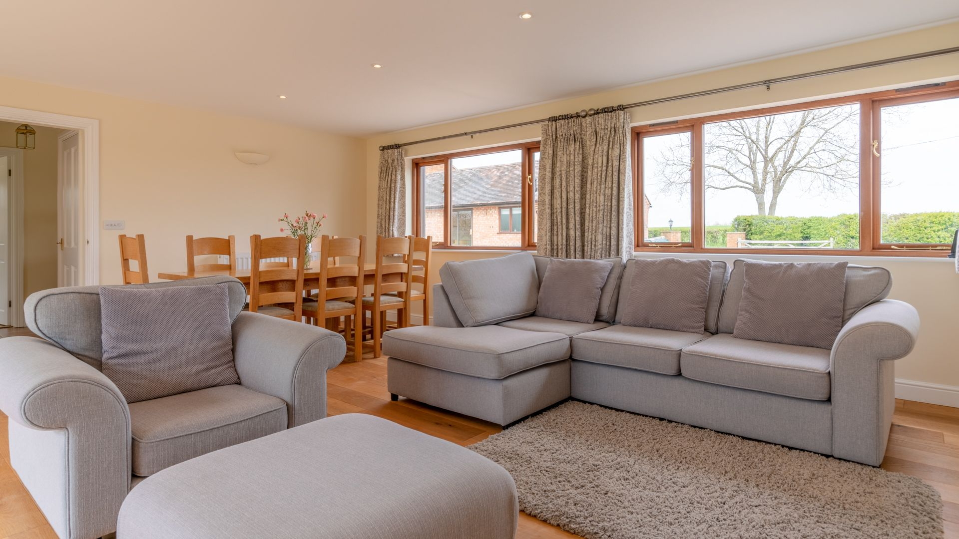 Living Room, Orchard View, Bolthole Retreats