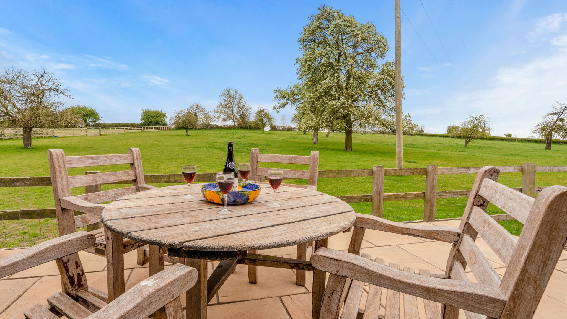 Countryside view, Orchard View, Bolthole Retreats