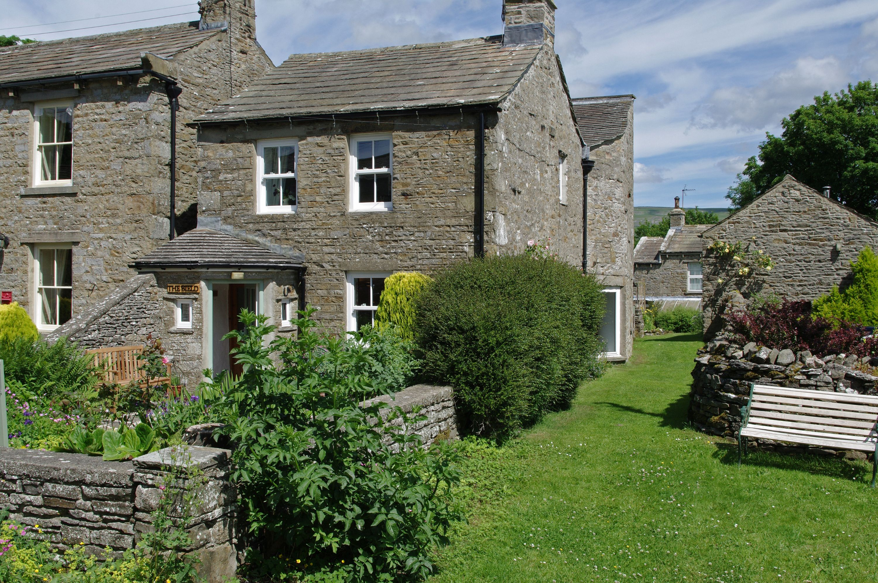 The Bield in Thornton Rust, Wensleydale in the Yorkshire Dales