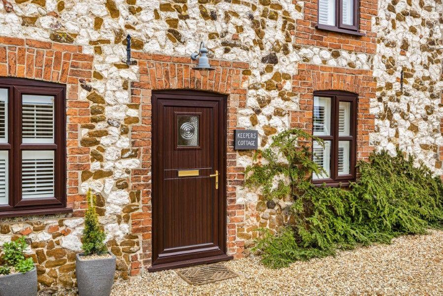 Keeper's Cottage | Entrance