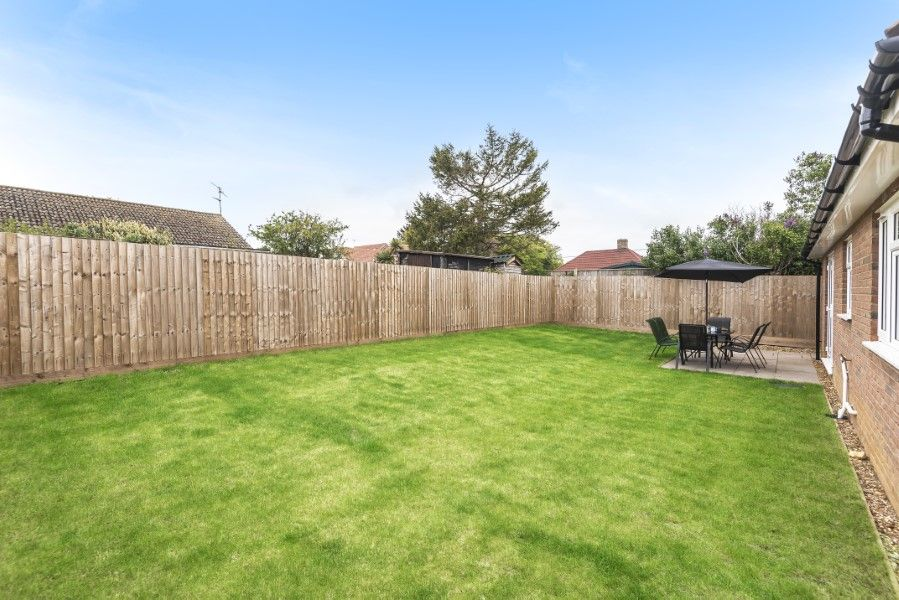 The Hideaway 6A | Fully enclosed garden