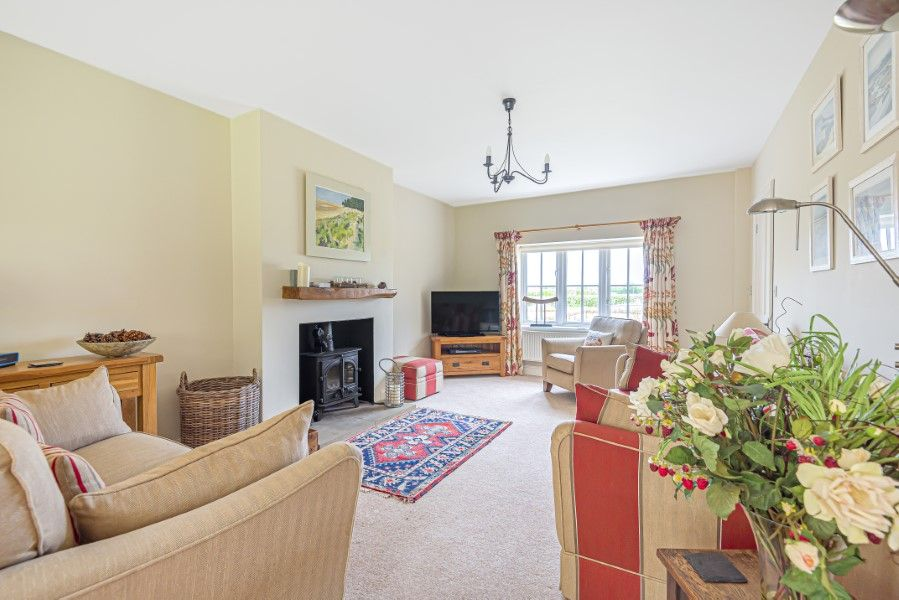 2 Waterhall Cottages | Sitting room