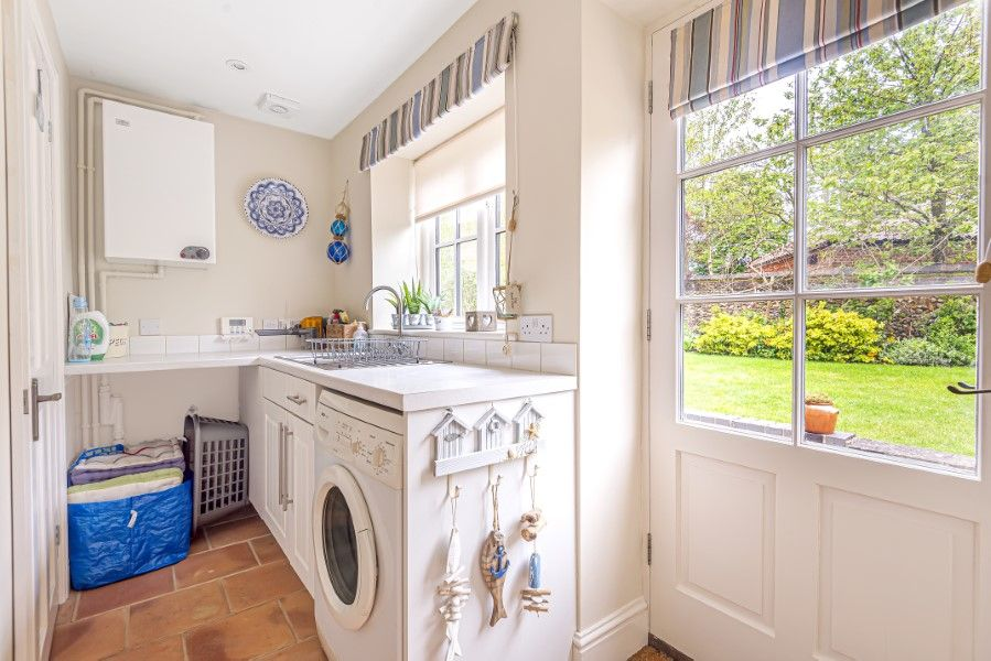 2 Waterhall Cottages | Utility room