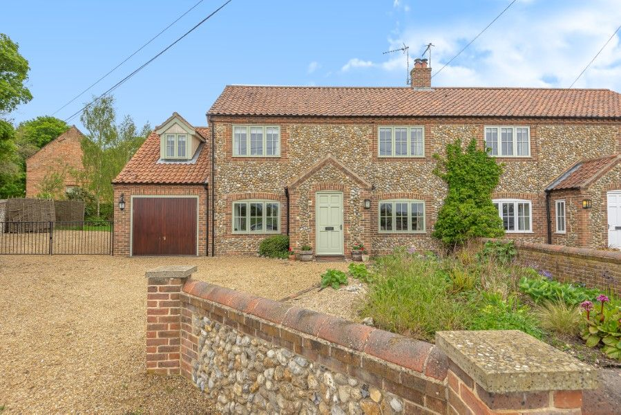 2 Waterhall Cottages | Front
