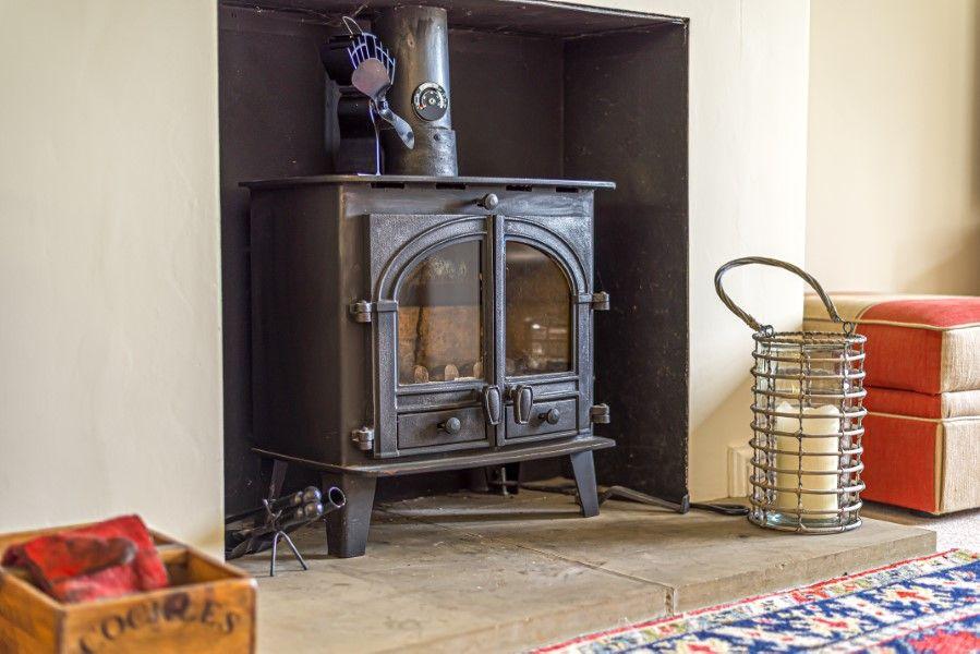 2 Waterhall Cottages | Wood burner