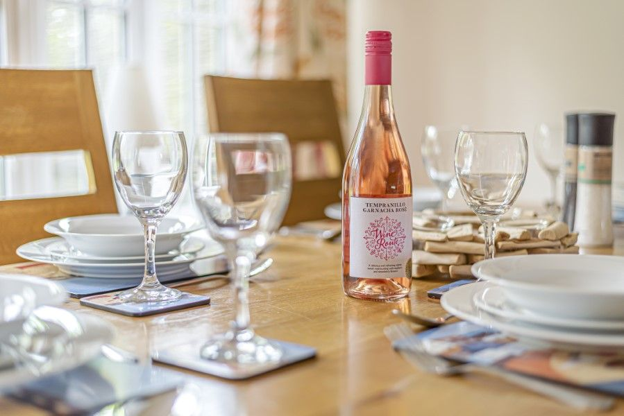 2 Waterhall Cottages | Dining