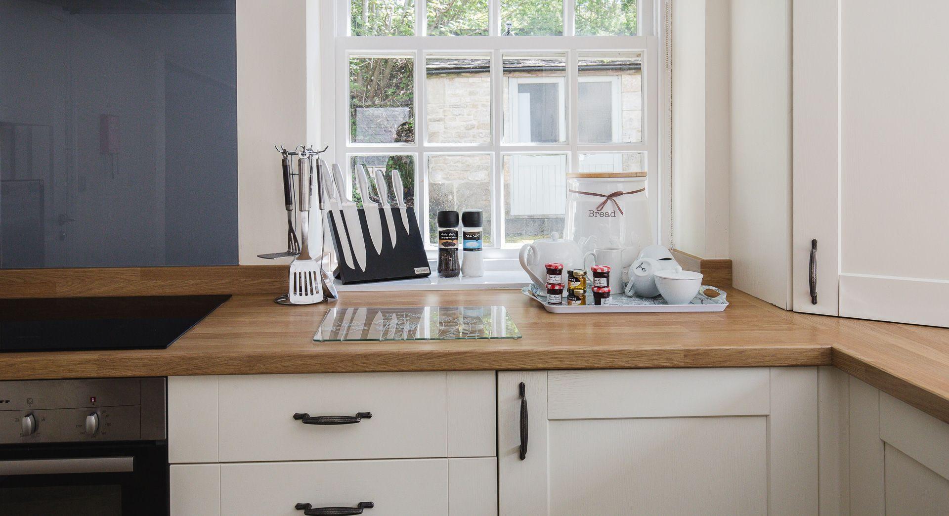 Kitchen, Queens Cottage at Sudeley Castle, Bolthole Retreats