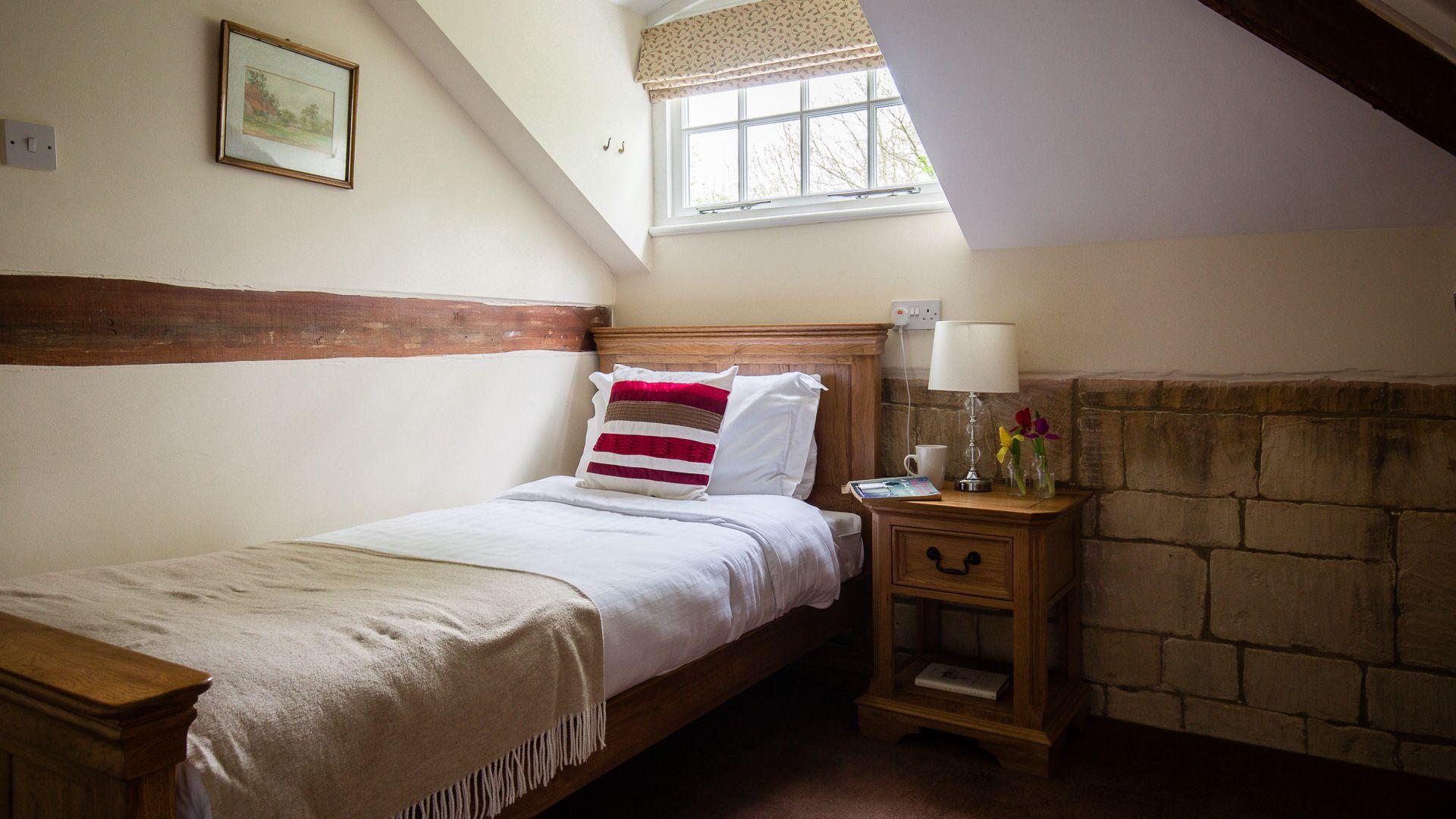 Bedroom Two, Prince Rupert at Sudeley Castle, Bolthole Retreats