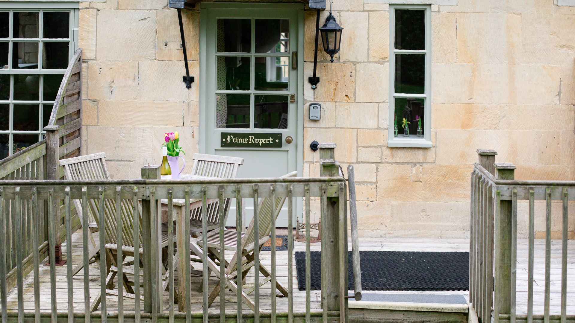 Outdoor Area, Prince Rupert at Sudeley Castle, Bolthole Retreats