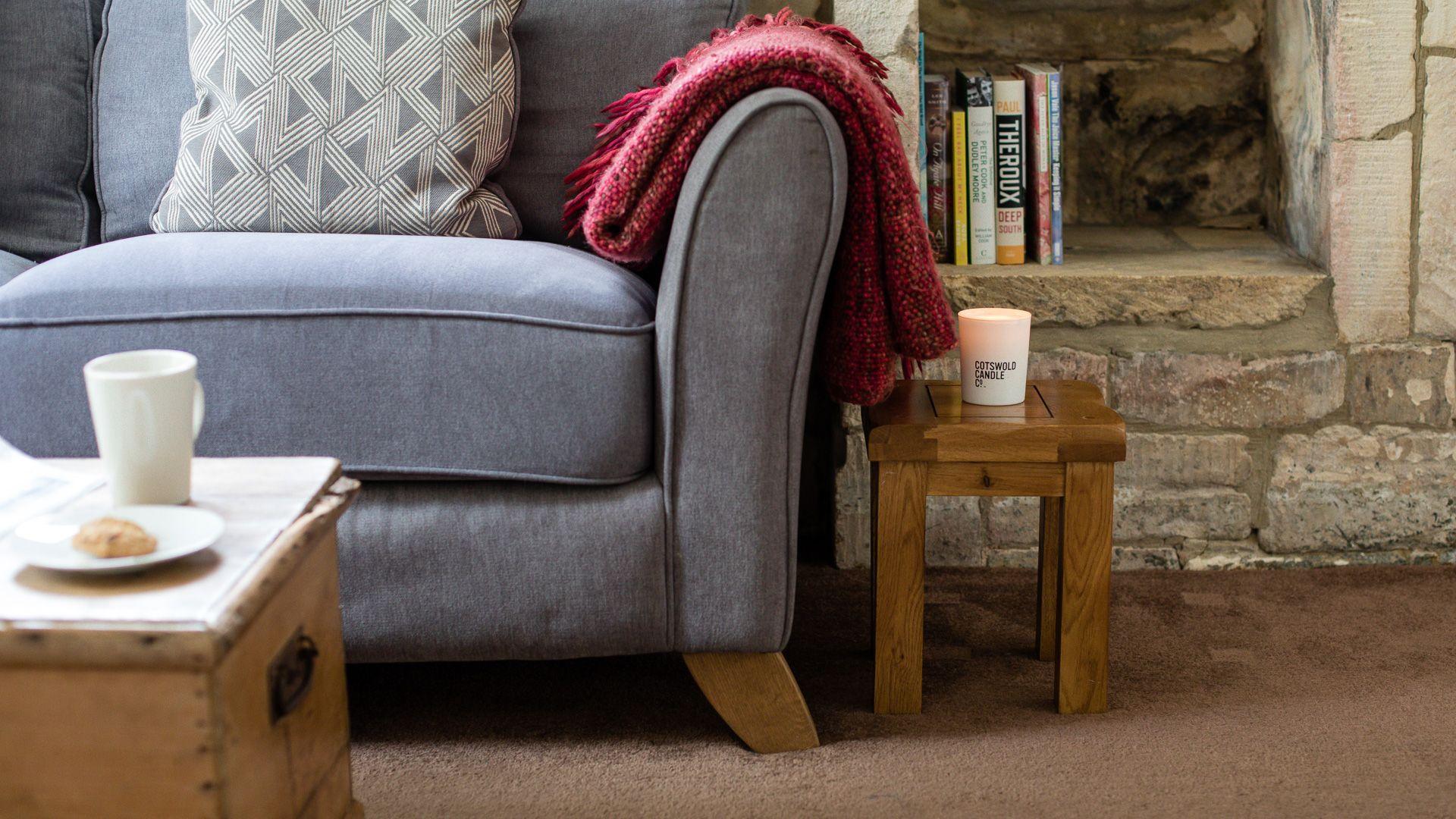 Living Area, Prince Rupert at Sudeley Castle, Bolthole Retreats