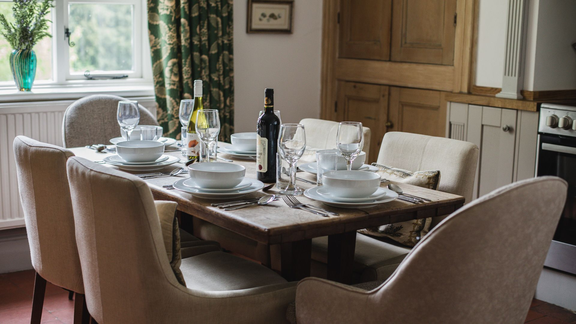 Kitchen-Dining Area, Sudeley Guest Cottage, Bolthole Retreats
