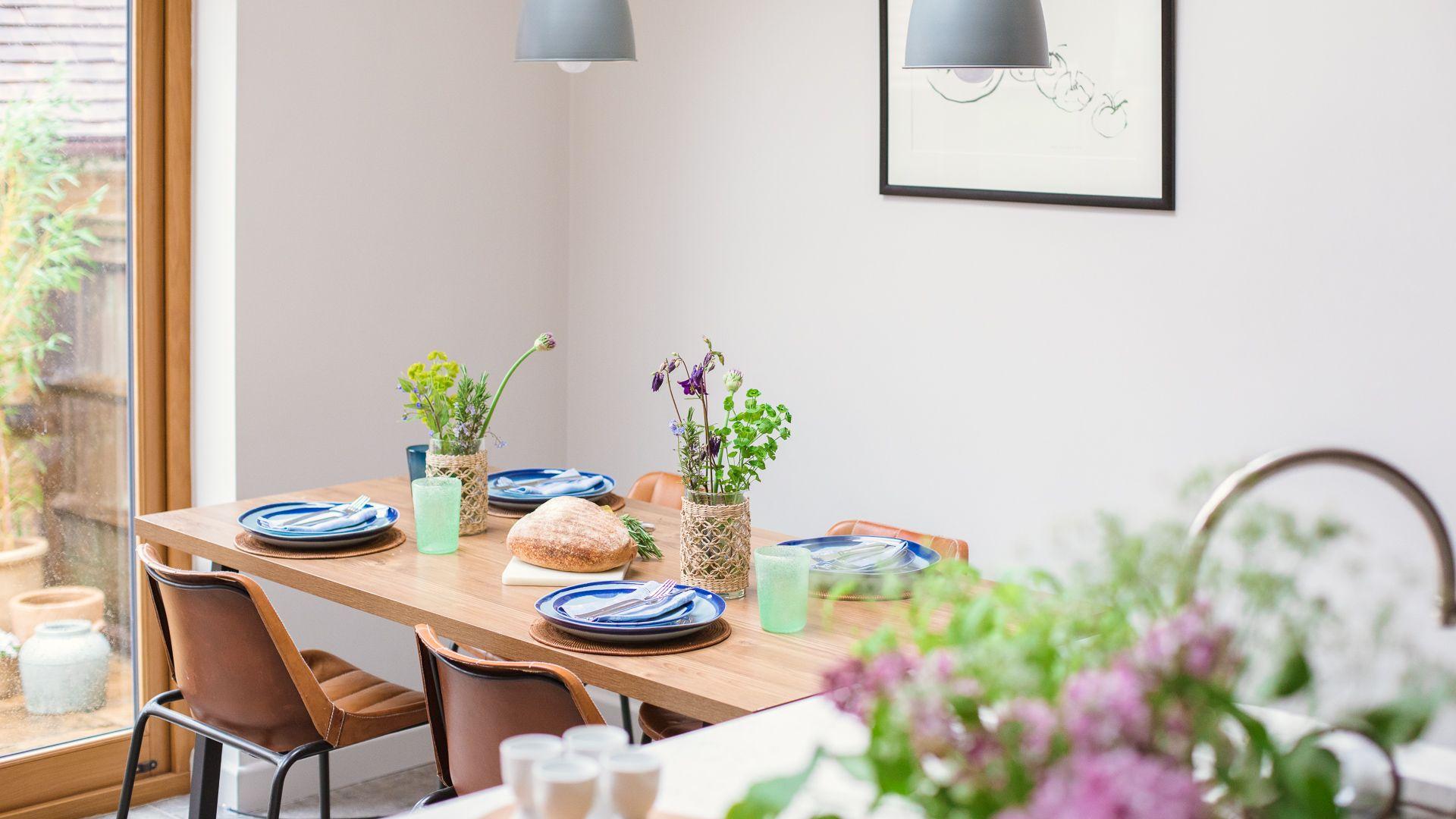 Dining Area, Monument Cottage, Bolthole Retreats