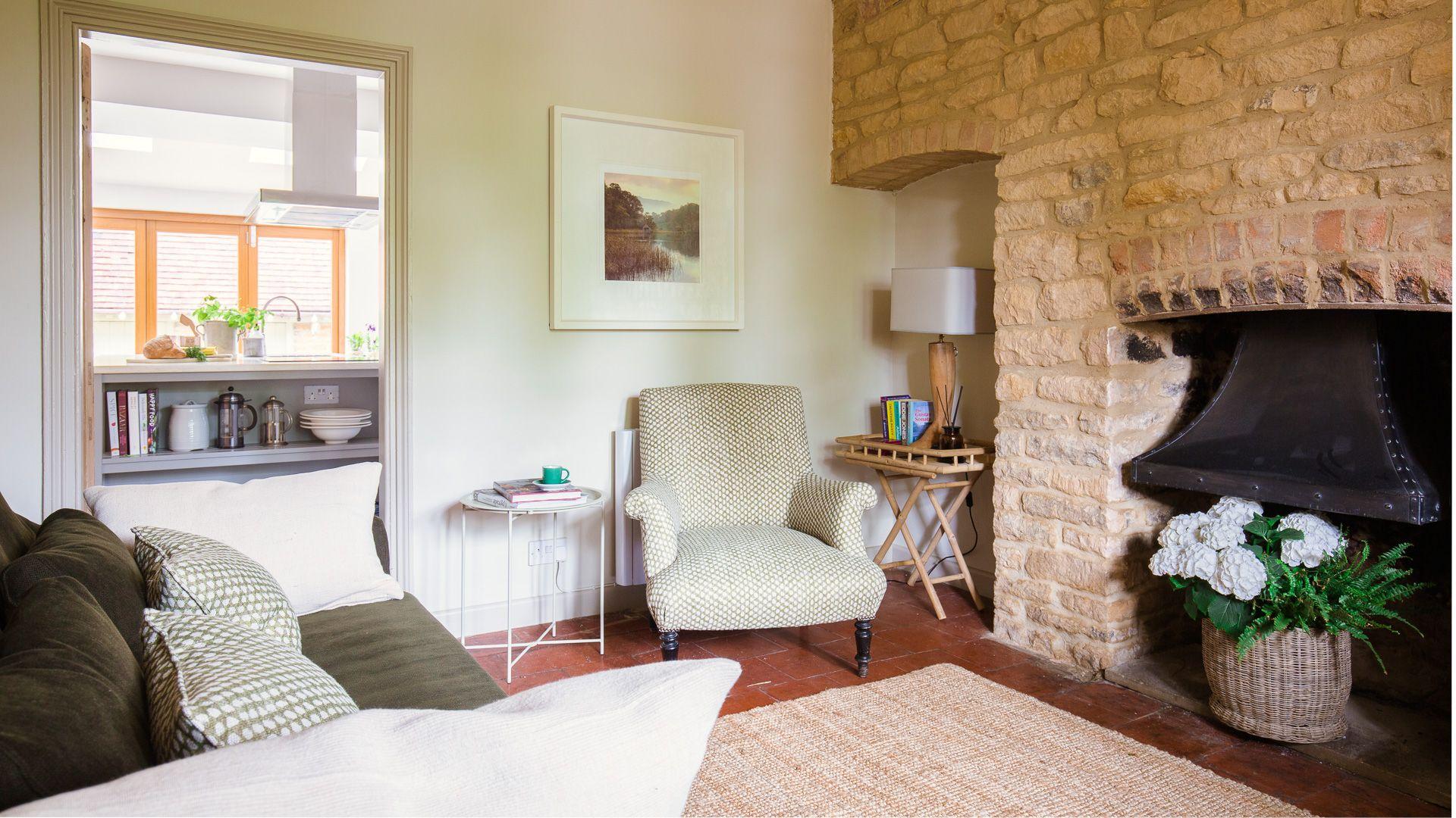 Living Room, Monument Cottage, Bolthole Retreats